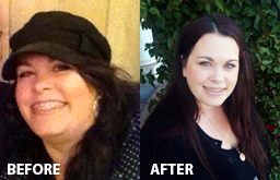 Melissa H. Fit Body Weight Loss Before & After