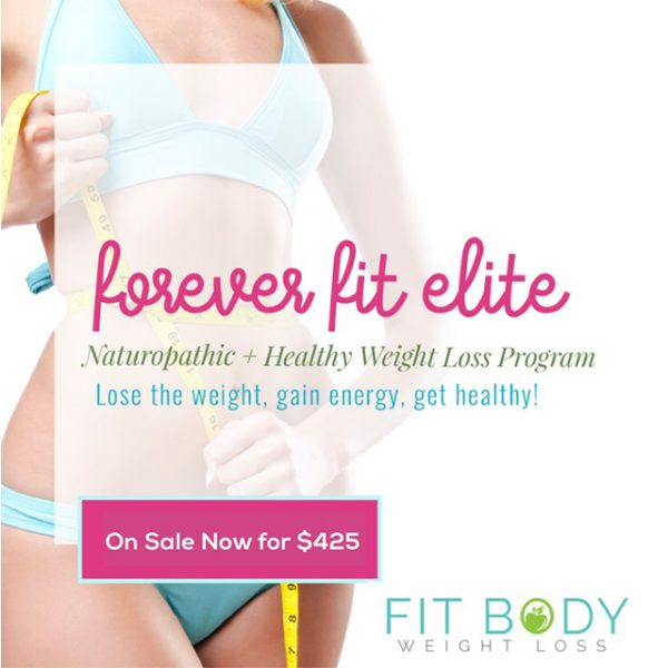 Fit Body Weight Loss - Forever Fit Elite