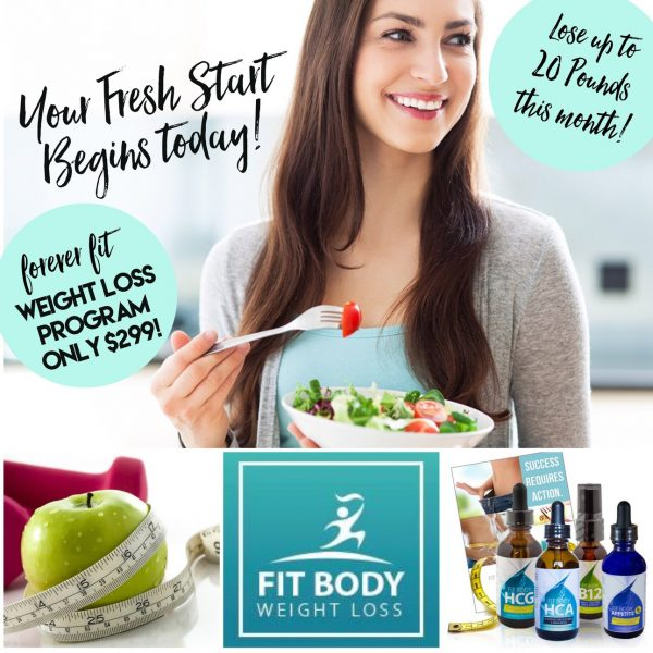 Forever Fit Weight Loss Program – Fit Body Weight Loss