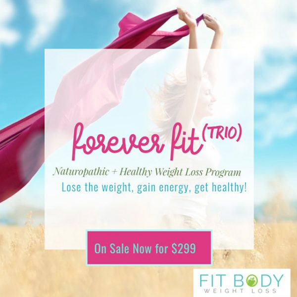 Forever Fit Weight Loss Trio