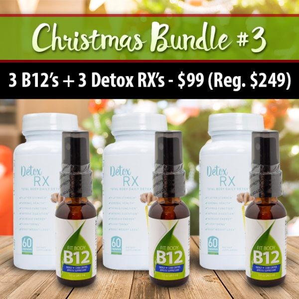 Fit Body Weight Loss Christmas Bundle 3