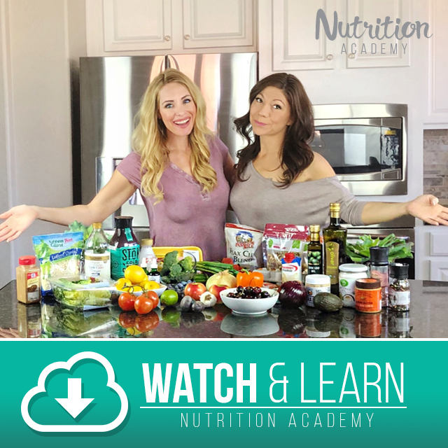 Learn to eat like Master Nutritionist Christina Jordan