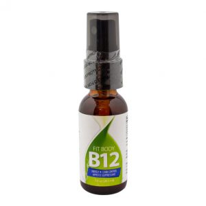 Fit Body Weight Loss B12 Spray