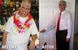 Jerry Priorie Fit Body Weight Loss Before and After