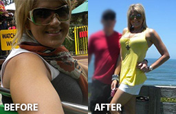 Lisa Bender Fit Body Weight Loss Before & After