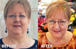 Rita Jean Fit Body Weight Loss Before and After