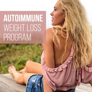 Autoimmune Weight Loss Program