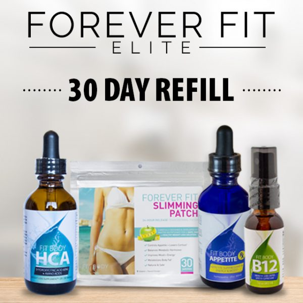 Forever Fit (Elite) 30 Day Refill – Fit Body Weight Loss