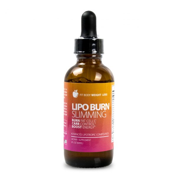 Lipo Burn Slimming - Fit Body Weight Loss