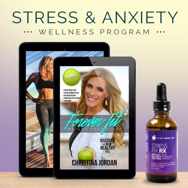 Fit Body Weight Loss - Stress Fix