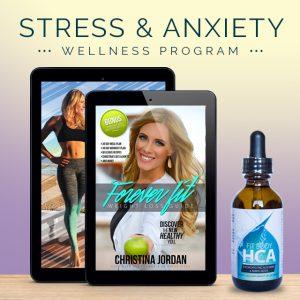 Stress & Anxiety Wellness Program - Fit Body Weight Loss