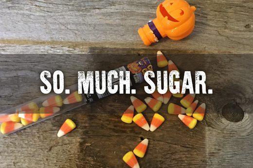 So Much Sugar