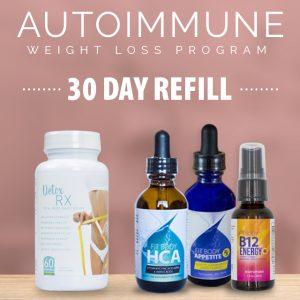 Fit Body Weight Loss - Autoimmune Weight Loss Program Refill