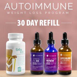 Autoimmune 30 Day Refill
