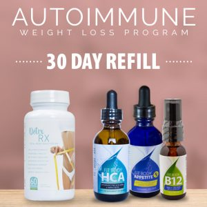 Fit Body Weight Loss - Autoimmune 30 Day Refill