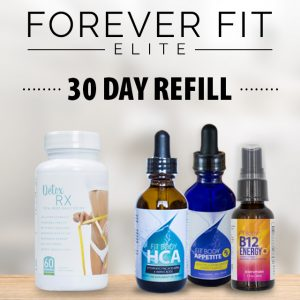 Fit Body Weight Loss - Forever Fit Elite Weight Loss Program Refill
