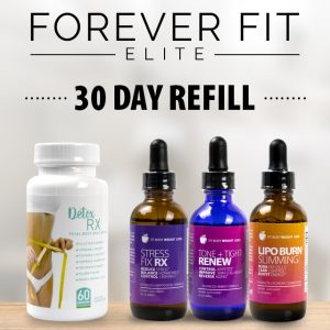 Forever Fit Weight Loss Program Refill