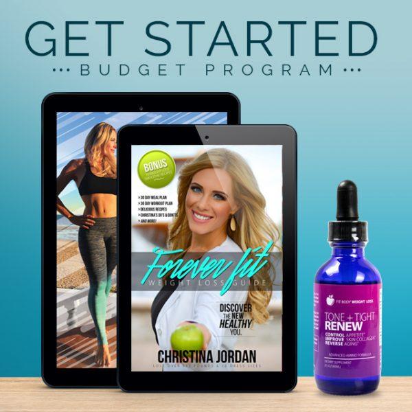 Budget Program Tone & Tight Renew - Fit Body Weight Loss