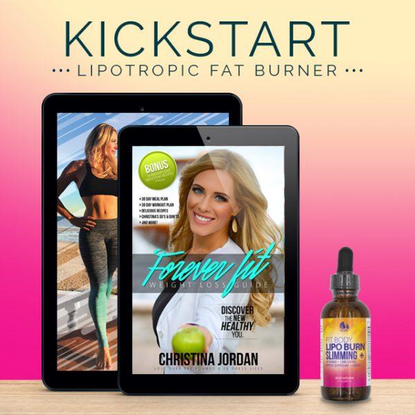 Lipo Burn Slimming Drops - Kickstart Weight Loss Program