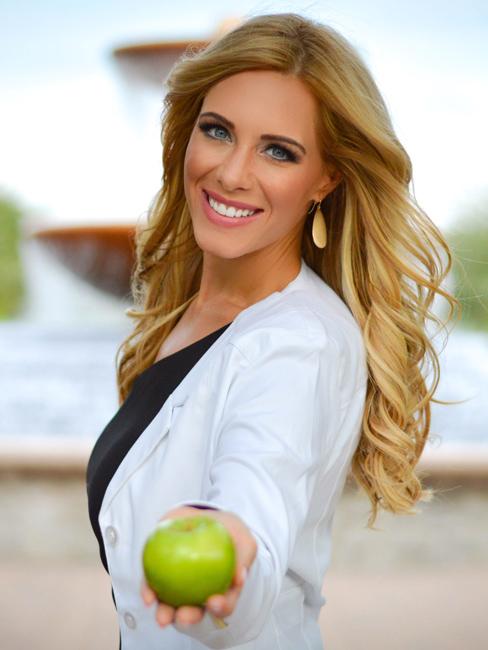 Christina Jordan Board Certified Master Nutritionist