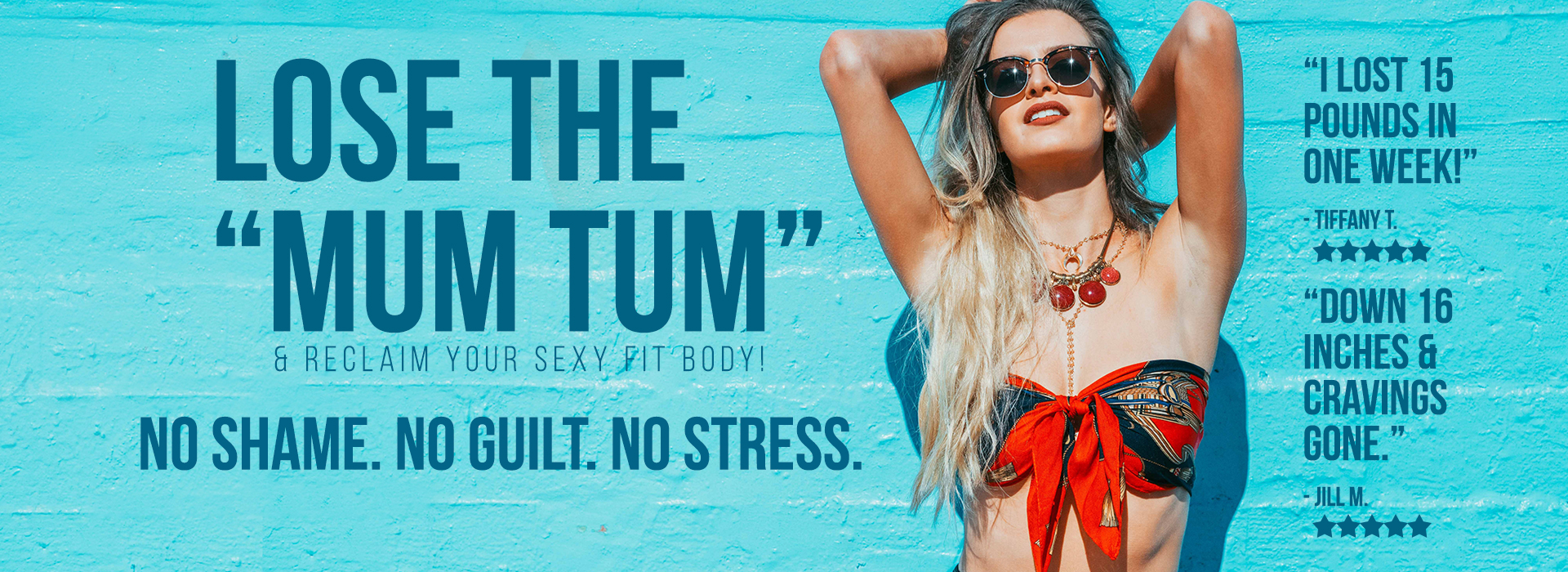 Lose the Mum Tum with Fit Body Weight Loss
