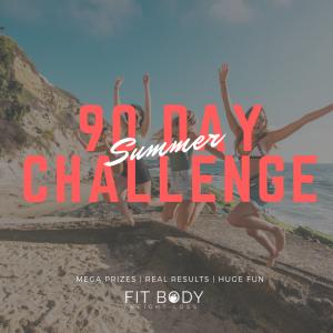 90 day challenge Summer