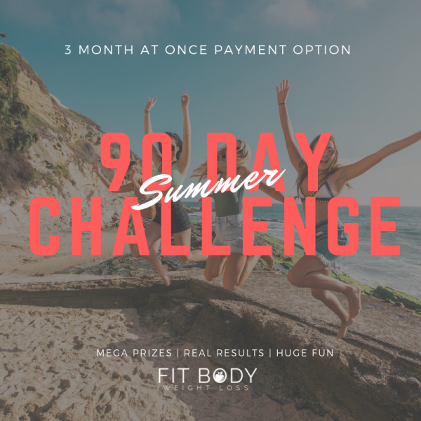 90 day challenge One Time Payment