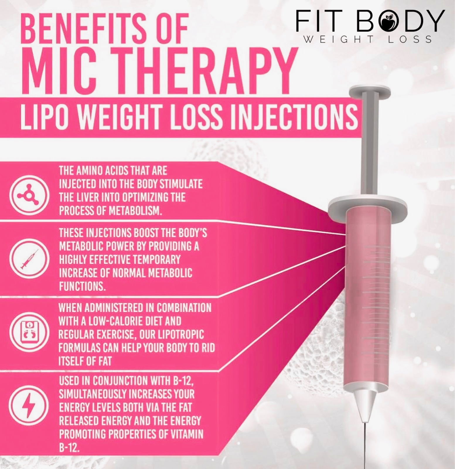 Vitamin B12 Injection And Weight Loss - WeightLossLook